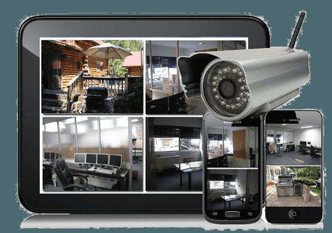 Càmeres de Seguretat Girona a través de Tablet i Mòbil